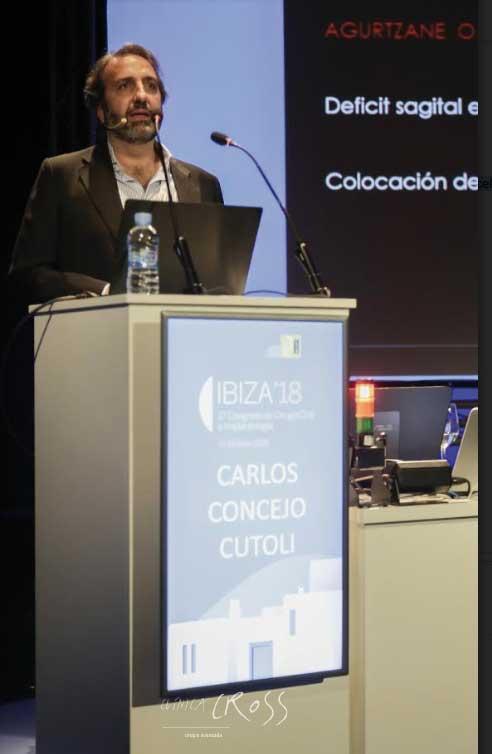 XVII Congreso de Cirugía Oral e Implantologia de la Sociedad Española de Cirugía Oral y Maxilofacial ( SECOM)