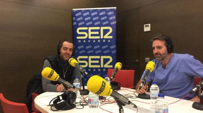 Entrevista A Clínica CROSS Con Motivo Del 10 Aniversario De La Clínica – 6 Noviembre (Cadena Ser)