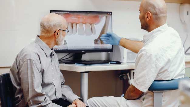 Implantes con poco hueso Pamplona